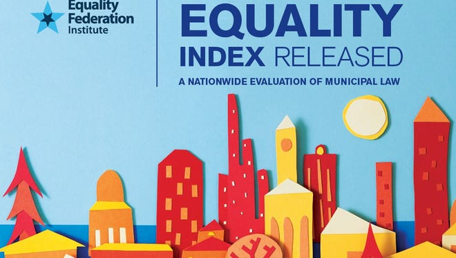 The HRC Foundation index was recently released.