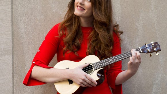 Mandy Harvey sings at 7 p.m. Feb. 26 at the Admiral