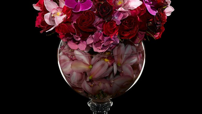 The Spellbound is an $850 bouquet sold by the high-end Manhattan Florist, Bloom