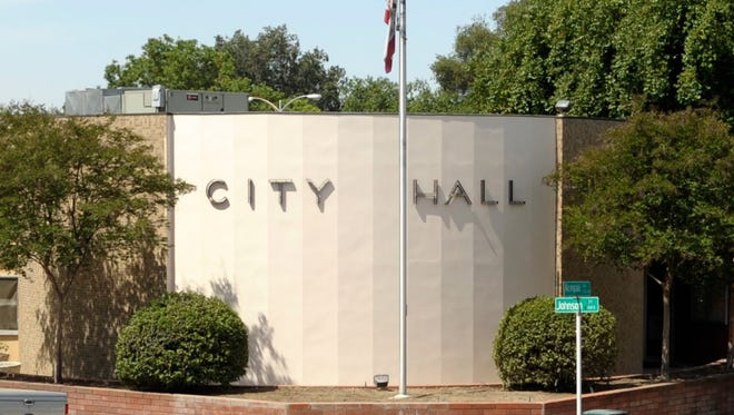 Visalia City Hall