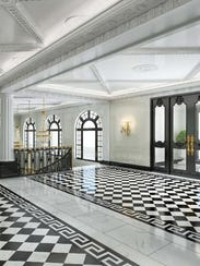 The Hotel Carmichael.