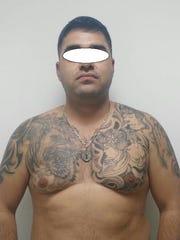 """Rene Gerardo S.G., alias """"El 300."""""""