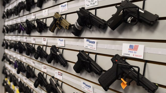 Gun ownership has spiked in the U.S., but gun violence has not.
