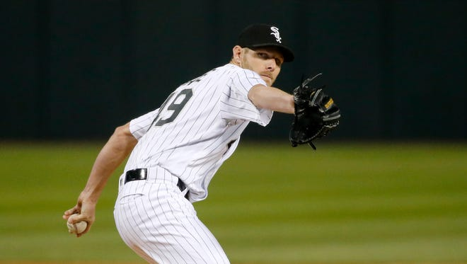 News that White Sox ace Chris Sale could be dealt to the Nationals would be a particular blow to the Mets, who are counting on their rotation to help them re-capture the NL East in 2017. (AP File Photo/Charles Rex Arbogast)