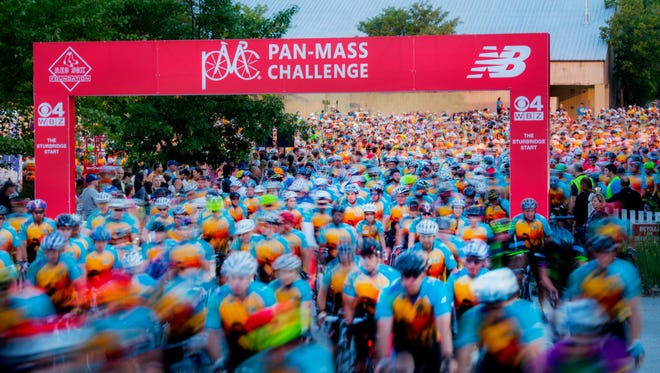 On Aug. 5 and 6, Joy Zaben of Marco Island will cycle up to 192 miles in the Pan-Mass Challenge (PMC) with the goal of raising $48 million for critical research and cancer care at Dana-Farber Cancer Institute.