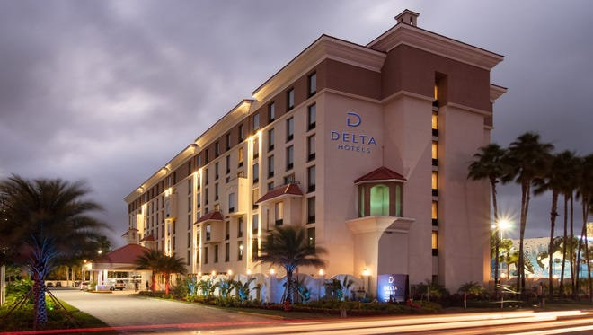 Marriott's Delta Hotels and Resort brand made its U.S. debut in Orlando this week.