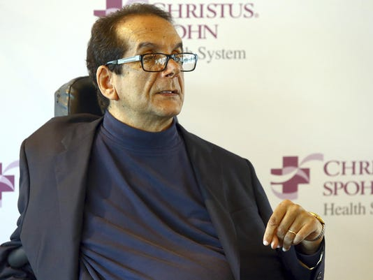 Charles Krauthammer Cancer