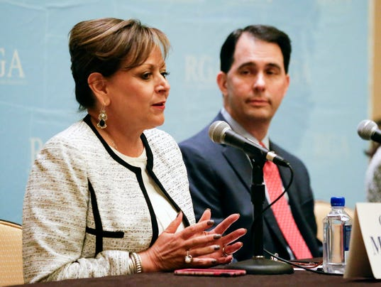 Susana Martinez, Scott Walker.jpg