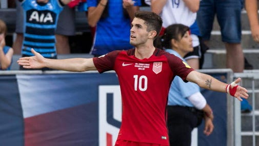 Christian Pulisic leads what could be a roster overhaul for the U.S. national team for the 2018 World Cup.