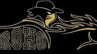 Rider Raiders athletic teams logo