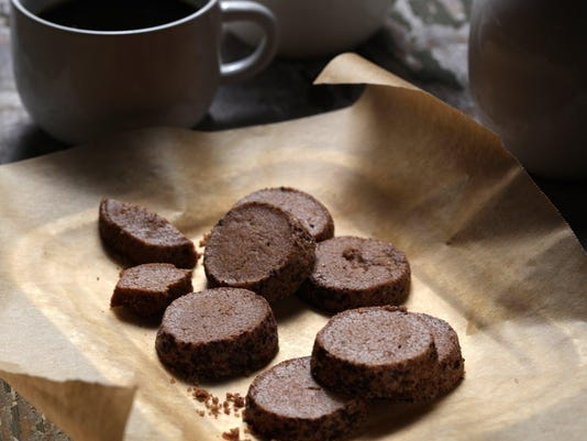 Espresso shortbreads offer sweet pick-me-up
