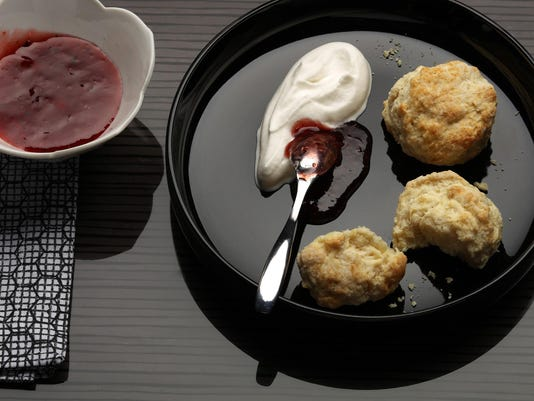 Classic scone recipe brings London teatime back home