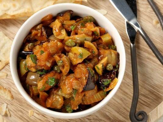 How to make truly excellent caponata