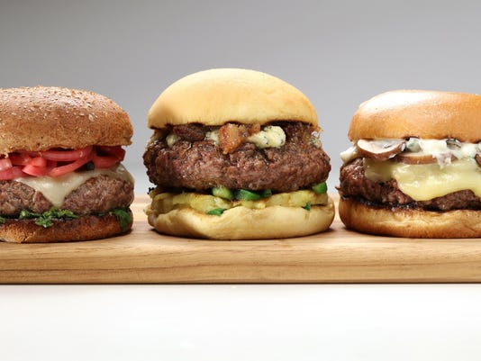 Build a better burger with our mix-and-match guide