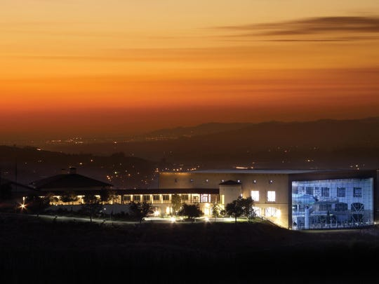 Situated on a dramatic hilltop that is part of 300 preserved acres of rural open space is the most visited presidential library in the nation, the Ronald Reagan Presidential Library and Museum in Simi Valley.