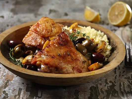 Sheet-pan chicken