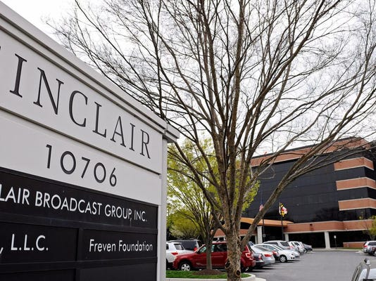 Sinclair Broadcast will sell WGN-TV, New York station in bid to buy Tribune Media