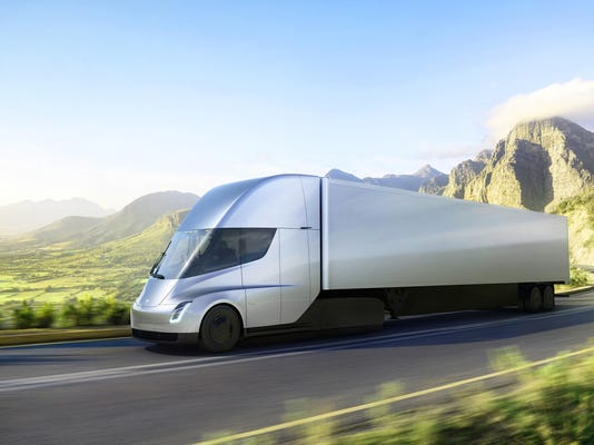 Tesla hit with $2 billion lawsuit alleging violation of semi truck patents