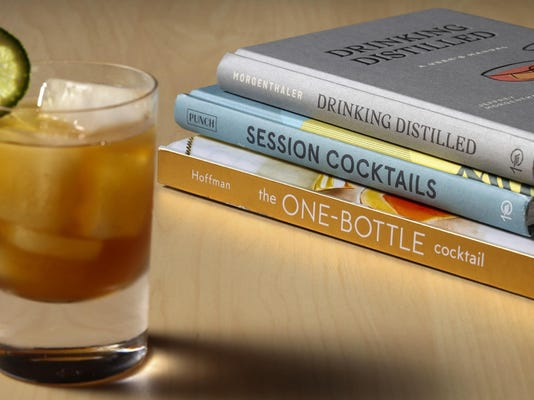 Stir up summer in a glass with 3 new easy, breezy cocktail books