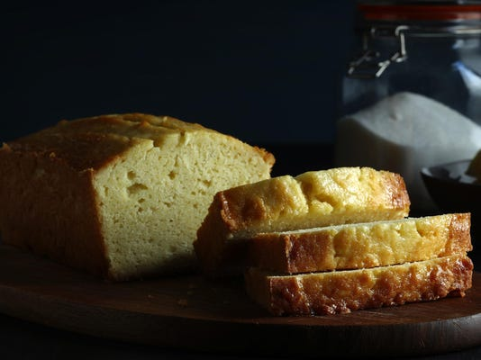 Why we hate powdered sugar, and how to make a glam glazed lemon loaf without i t