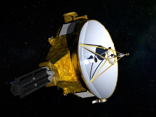 Space Beyond Pluto
