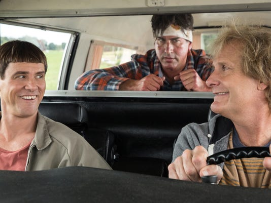 Film Review Dumb and Dumber To