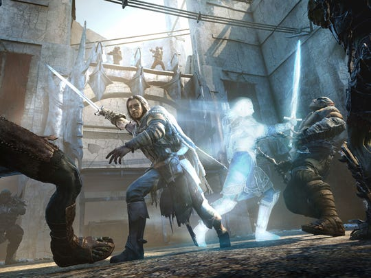 """""""Middle-earth: Shadow of Mordor"""" is one of the most acclaimed games of 2014."""