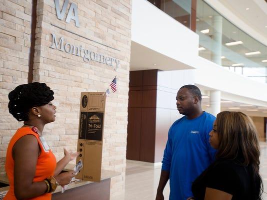 VA Hospital Tour