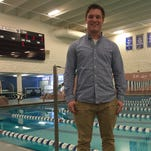 Senior Spencer Sathre will be among those leading Sartell at the Class A state true team boys swim meet this Saturday in Minneapolis.