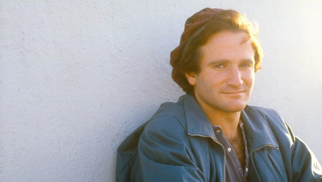 """""""Robin Williams: Come Inside My Mind"""" Monday on HBO."""