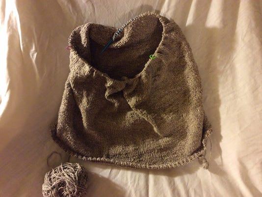 Susan's sweater