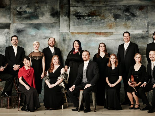 The Rose Ensemble kicks off Silver Lake College's Artist Music Series with a concert at 8 p.m. on Oct. 4.