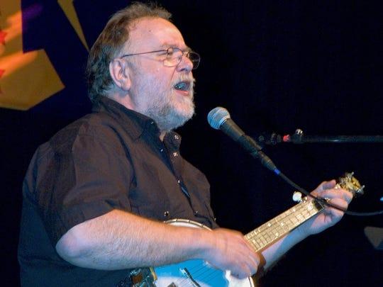 Joel Mabus has been supporting folk music in East Lansing