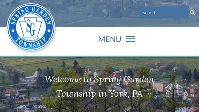 Spring Garden Twp Commissioners voted to increase transparency on their website. (Submitted/photo)