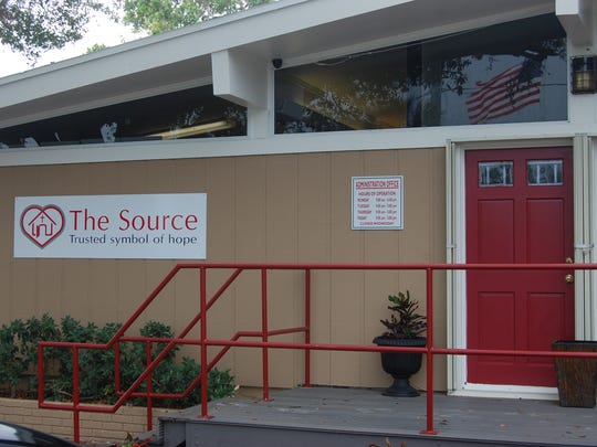 The Source recently got a new coat of paint, thanks to volunteers with the United Way Day of Caring and Sherwin-Williams Paints.