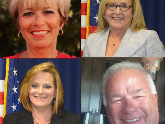 Mendon Town Board candidates