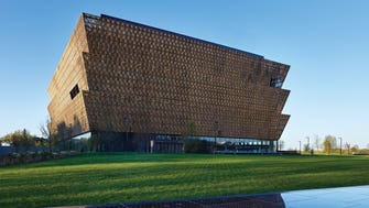 The National Museum of African American History and Culture opened its doors on Sept. 24, 2016.