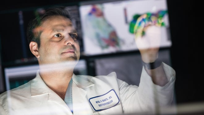 Dr. Hetal Bhakta, an electrophysiologist at Desert Regional