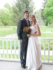 Jake and Rebecca Johnson