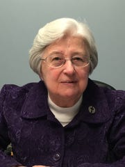 Sister M. Michaelita Popovice, RSM, program director
