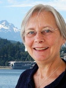 Charlotte Garrido Age: 70 Party: Democratic Background: Kitsap County Commissioner, teacher, small business owner, American Planning Association, Washington Boundary Review Board Association