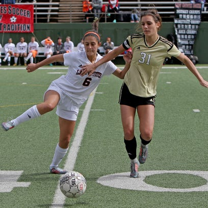 Lady Raiders clinch district soccer title
