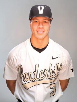 Vanderbilt's Jeren Kendall