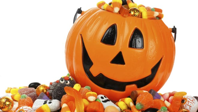 Some dental offices offer kids cash for their Halloween candy.