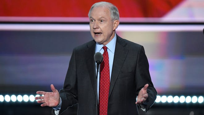 Sen Jeff Sessions, R-Ala., has been nominated for attorney general.