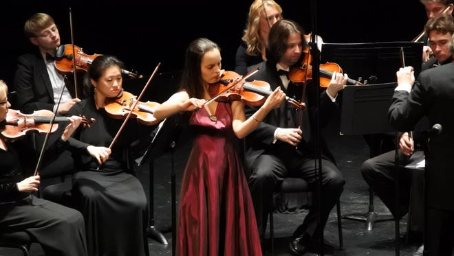 """The Acadiana Symphony's  Chamber Orchestra performs two """"Heartstring"""" concerts Sunday at the Acadiana Center for the Arts."""