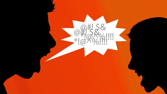 A parent's yelling can be harmful to a teen's well-being, a new study suggests.
