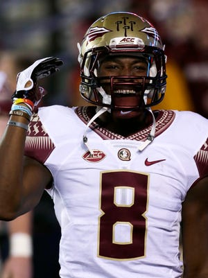 Florida State defensive back Jalen Ramsey is one of 85 former Midstate high school players who will play in college bowl games.