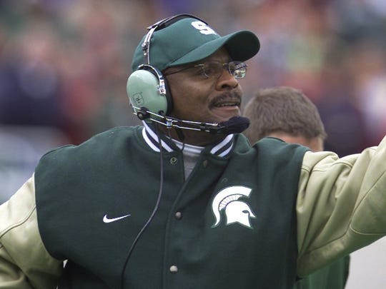 Former Michigan State coach Bobby Williams.