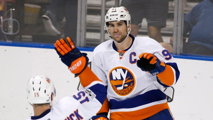 Islanders top Panthers after getting called out by coach